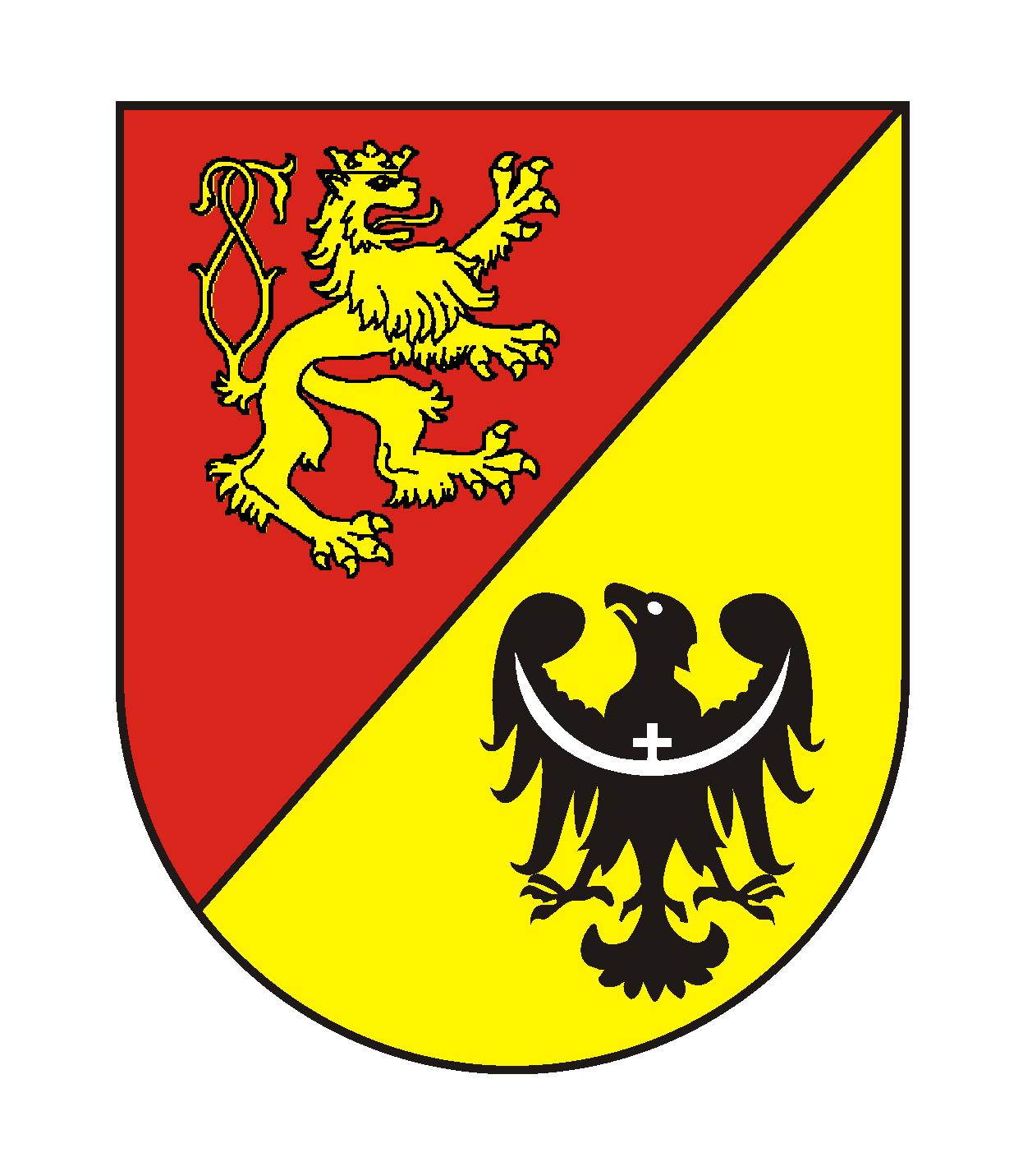 Herb - Starostwo Powiatowe w Lwówku Śląskim