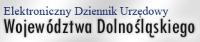 Dziennik Urzędowy woj. dolnośląskiego
