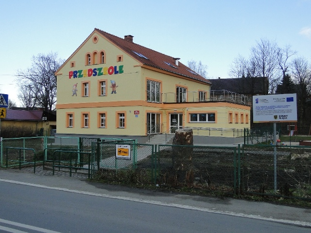 Gminne Przedszkole w Starej Kamienicy