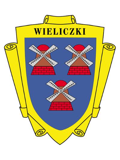 Herb - Urząd Gminy w Wieliczkach