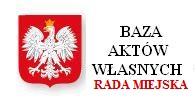 baza aktów własnych RADA