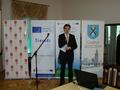 Specjalista ROEEFSu ds. Informacji Jakub Kucharski otworzył konferencję
