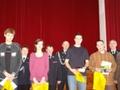 Nagrodzeni przedstawiciele Zespołu Szkoł Ponadgimnazjalnych w Złoczewie