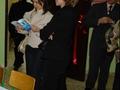 Na zdjęciu: Dyrektorzy Szkól Podstawowych Gminy Złoczew - Panie Justyna Pałka i Dorota Dybska