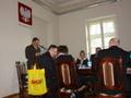Sprawozdanie z działalności w zakresie bezpieczeństwa publicznego i ochrony przeciwpożarowej z uwzględnieniem koordynacji funkcjonowania krajowego systemu ratowniczo-gaśniczego przedstawił Pan Franciszek Kołodziejczyk - OSP Uników