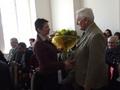szczególnie serdeczne wyrazy wdzięczności za współpracę kierowano na ręce Byłego juz Burmistrza Mista Złoczewa - Józefa Muchy