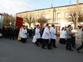 przeprowadzenie Obrazu  ulicami Złoczewa