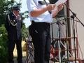 Gospodarz uroczystości - Hieronim Sarowski - Prezes OSP Stolec