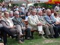 Na widowni znaleźli sie przedstawiciele władz sanorządowych gminy Złoczew