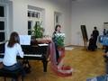 Elegia - Agnieszka Wikłacz przy akompaniamencie Moniki Woźniak