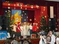 program artystyczny przygotowany przez dzieciaki ze złoczewskiej podstawówki - zgromadził ogromna ilość widzów