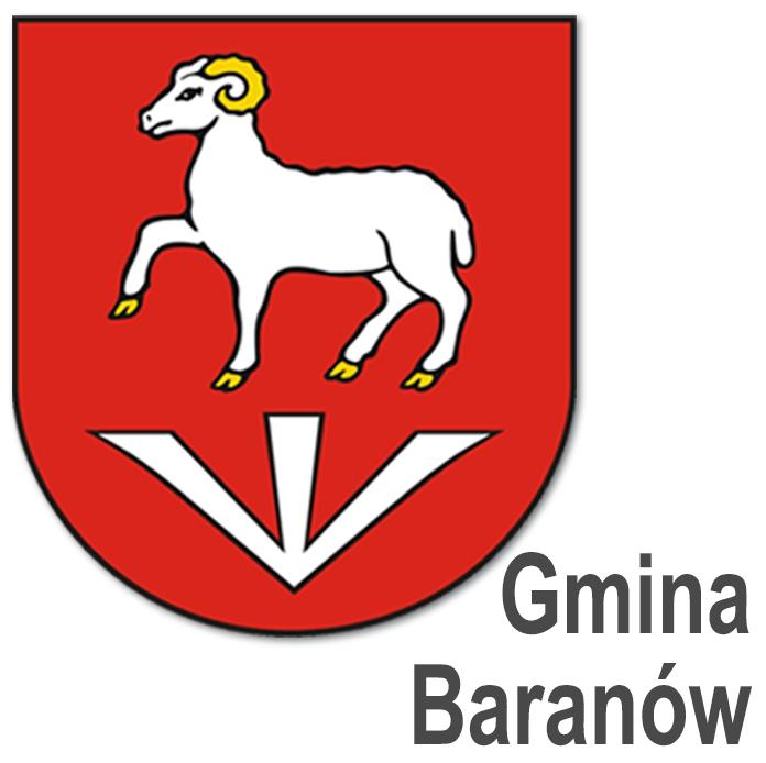 Herb - Biuletyn Informacji Publicznej Urzędu Gminy Baranów