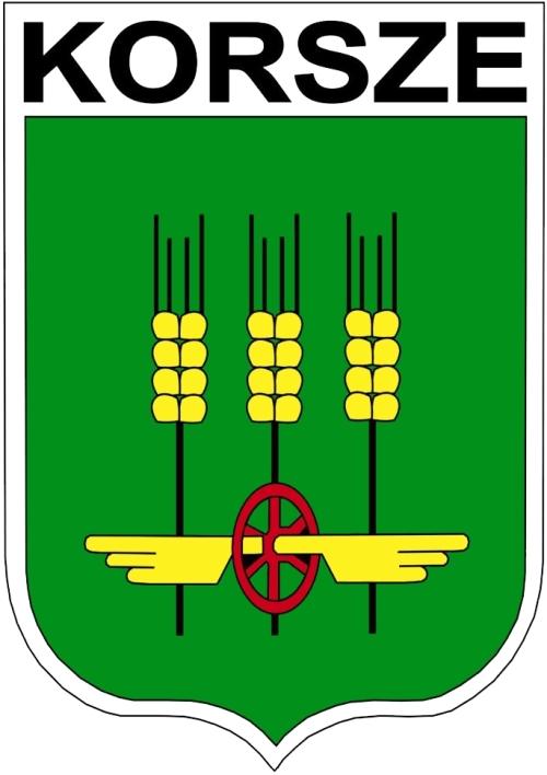 Herb - Urząd Miejski w Korszach