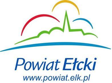 Herb - Starostwo  Powiatowe  w Ełku