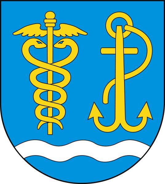 Herb - Gmina Nur