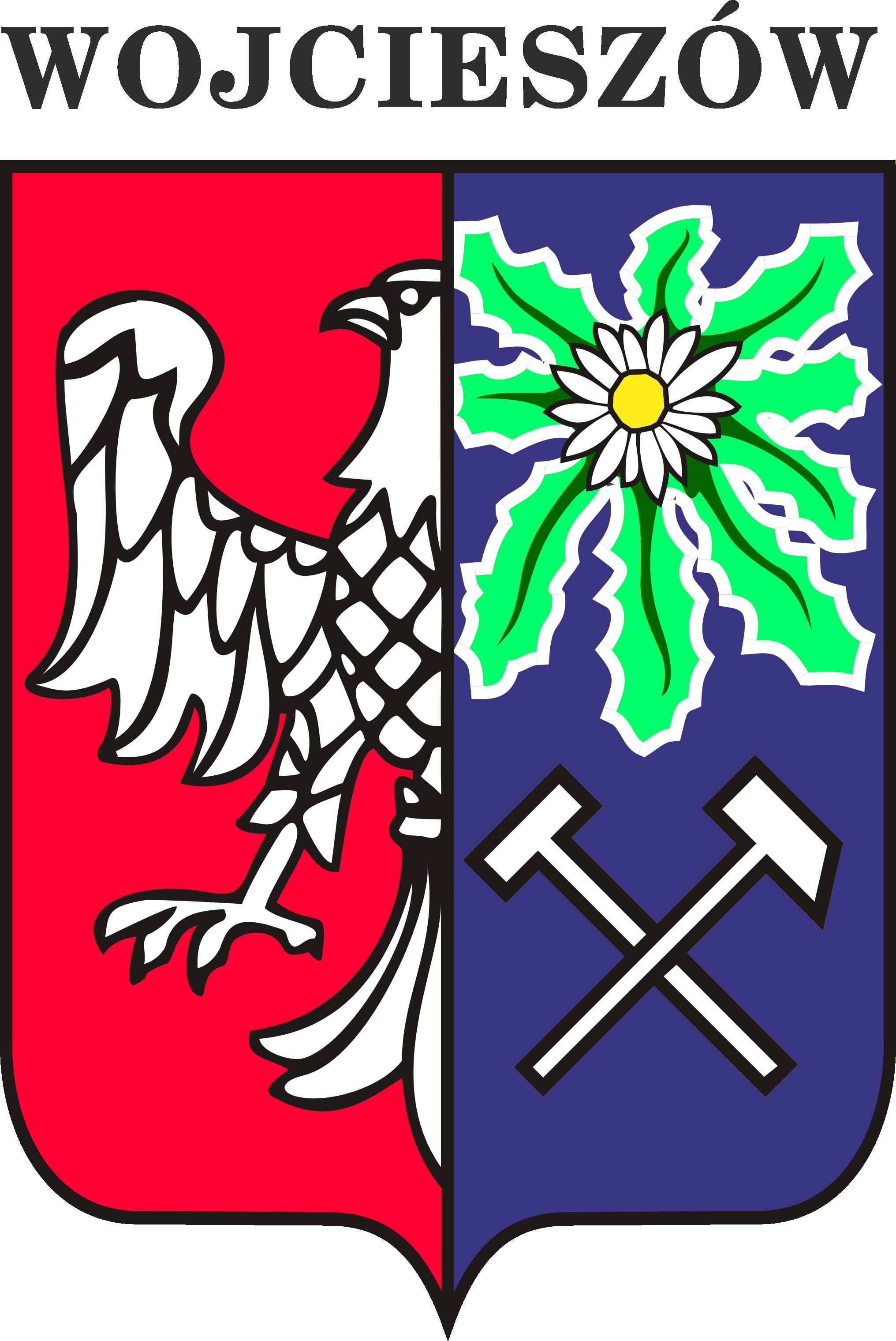 Herb - Gmina Wojcieszów